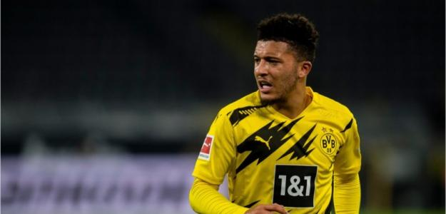 El Dortmund ya baraja un posible sustituto de Sancho. Foto: derwesten.de