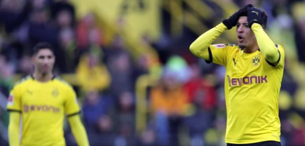 El plan B del Manchester United por si no llega Jadon Sancho | FOTO: DORTMUND