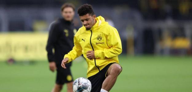 El Dortmund rechaza una nueva oferta del Manchester United por Jadon Sancho