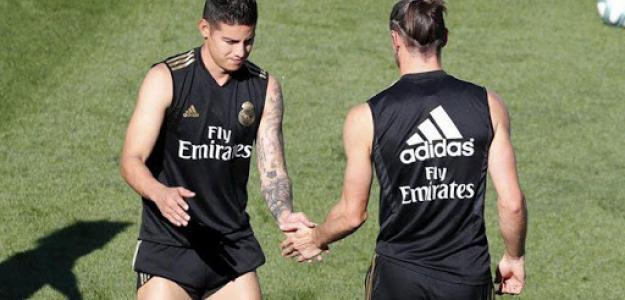 El nuevo intento de Ancelotti para hacerse con Bale y James