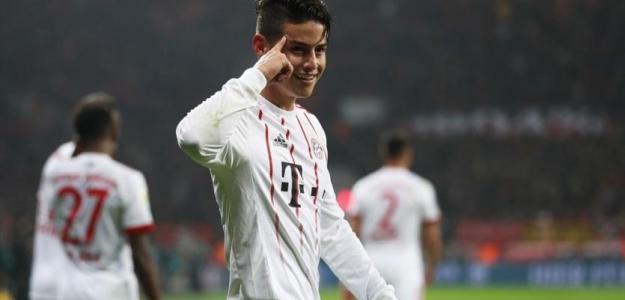 Mendes interfiere en el futuro de James y le pide al Madrid su liberación. Foto: uefa.com