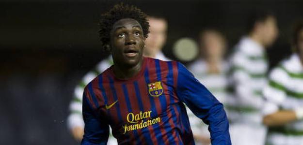Jean Marie Dongou/ FCBarcelona.net