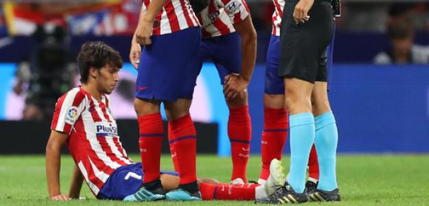 """El mejor partido del Atleti llegó sin Joao Félix """"Foto: MD"""""""