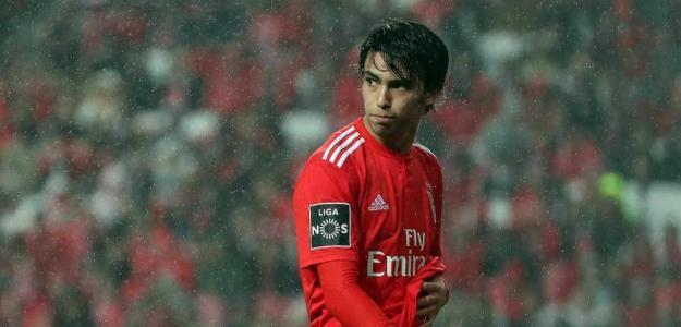 Joao Félix pide al Benfica que le deje salir.