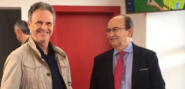 Joaquín Caparrós y Pepe Castro / Vamos mi Sevilla