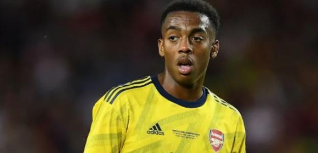 """El Arsenal pone precio a la salida de Joe Willock """"Foto: 90Min"""""""