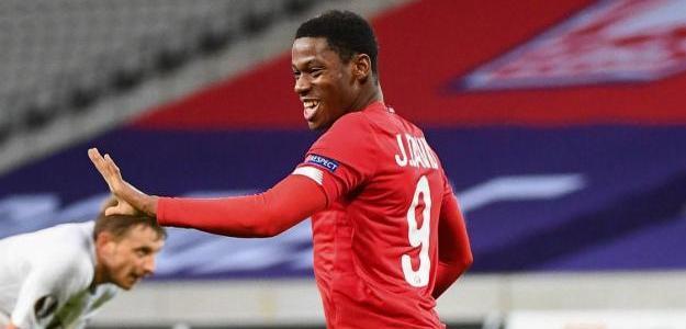 Jonathan David, otra joya canadiense en el radar del Bayern Munich