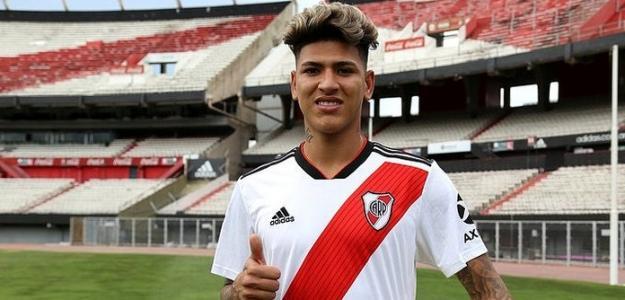 Jorge Carrascal, la nueva sensación colombiana de River Plate