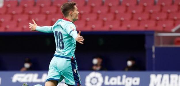 Jorge de Frutos, uno de los jugadores más productivos de La Liga