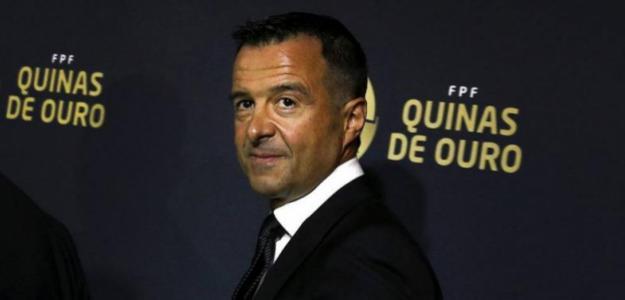 Jorge Mendes, agente de futbolistas. Foto: Elpais.com