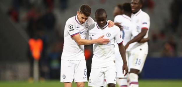 El dilema del Chelsea, vender a Jorginho o N'Golo Kanté | FOTO: CHELSEA