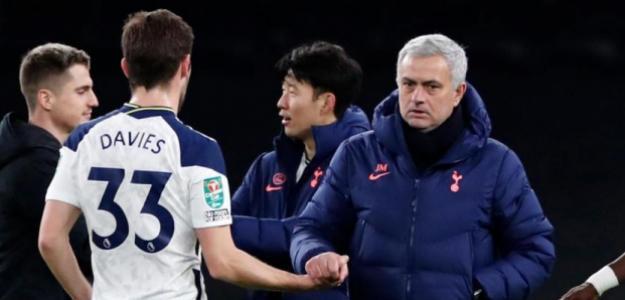Los tres fichajes que necesita el Tottenham de Mourinho