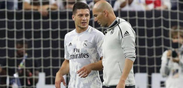 Jovic comunica al Madrid que quiere volver al Eintracht. Foto: Libertad Digital