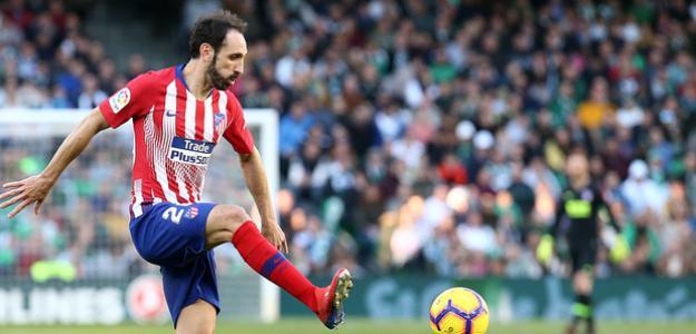 Juanfran Torres, cerca de compartir equipo con Dani Alves / Atlético de Madrid