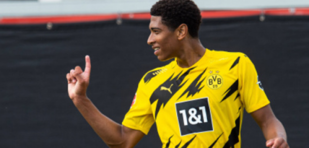 """¿Cuánto vale Jude Bellingham, la estrella emergente del Borussia de Dortmund? """"Foto: Bild"""""""