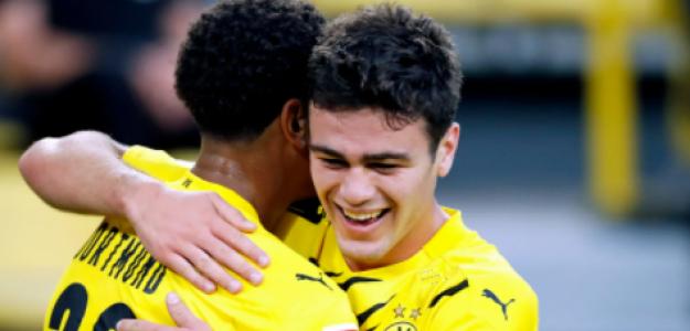 """Los 5 mejores jugadores del mundo que aún no tienen 18 años """"Foto: Bundesliga"""""""