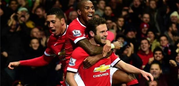 Jugadores del Manchester United. Foto: Besoccer.com