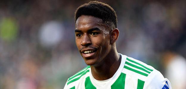 Júnior Firpo se tomará con tranquilidad su futuro en el Betis / ElDesmarque