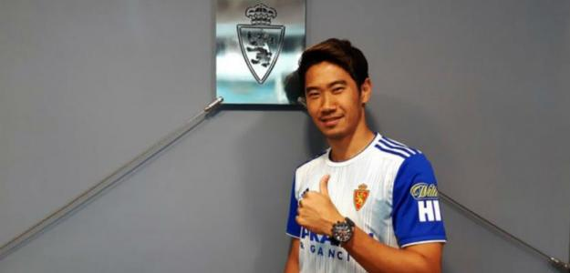 El Zaragoza ficha a Kagawa por dos temporadas. Foto: (Getty)
