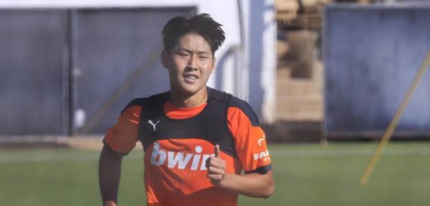 Kangin Lee tiene interesados en la Ligue 1 / AS.com