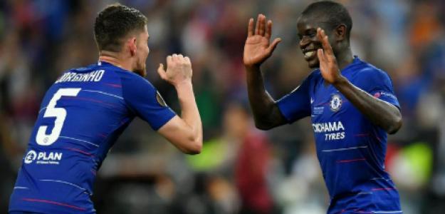 """El nuevo fichaje del Chelsea que confirmaría la salida de N'Golo Kanté """"Foto: BeIN Sports"""""""