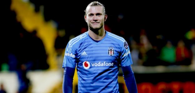 "El Besiktas se cansa de Karius ""Foto: Goal"""
