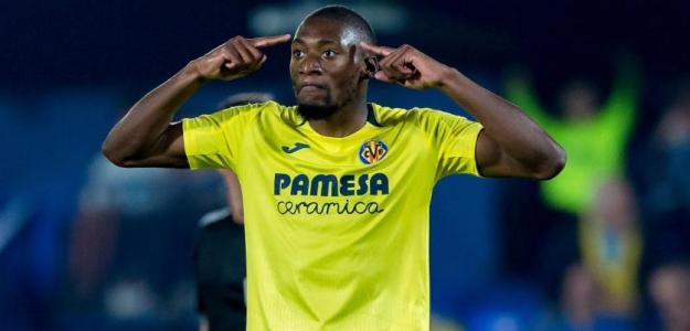 Karl Toko Ekambi, jugador del Villarreal. Foto: Youtube.com