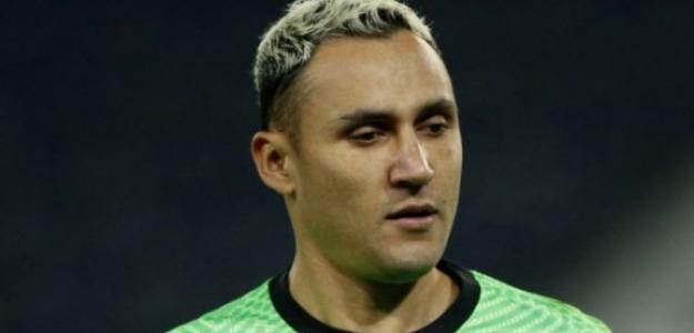 """El dato que te volverá loco sobre Keylor Navas y la Champions League """"Foto: Fichajes.com"""""""
