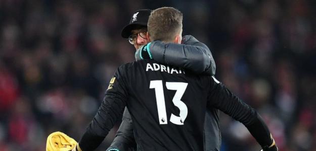 El portero en el que piensa el Liverpool para suplir a Adrián. Foto: newscabal.co.uk
