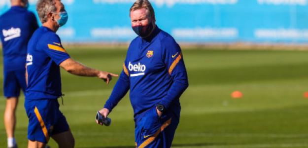 """El FC Barcelona es el 4° equipo que menos presiona la salida de balón de sus rivales """"Foto: Sport"""""""
