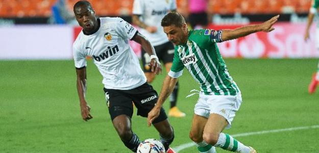 Kondogbia será el siguiente en salir. Foto: ABC Sevilla