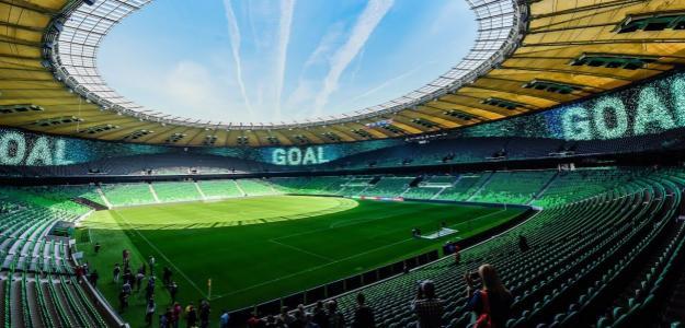 El espectacular estadio del Krasnodar