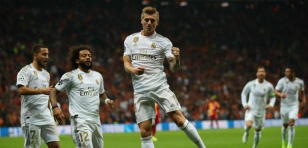 El mejor Kroos vuelve a brillar en el Real Madrid