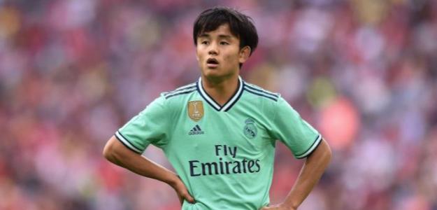 El efecto Take Kubo se diluye lejos del Real Madrid