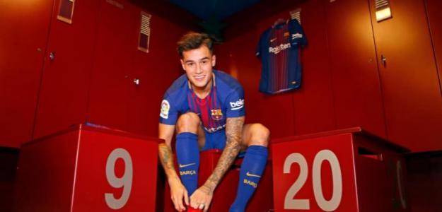 La confesión de Coutinho sobre su futuro / FCBarcelona.es