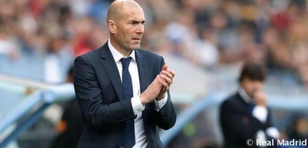 La enorme cantidad que costaría echar a Zidane del Real Madrid / Realmadrid.com