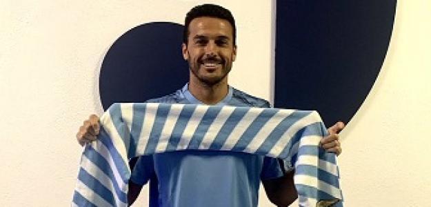 La Lazio firma a Pedro