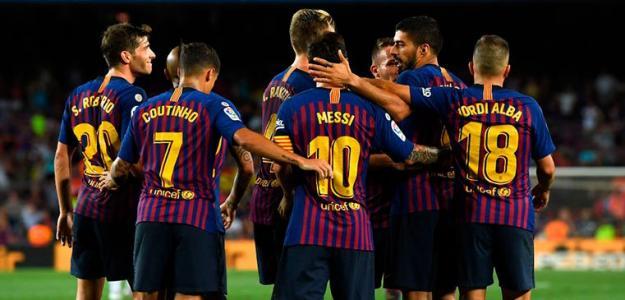 La preocupante falta de confianza del Barcelona en su cantera / Twitter