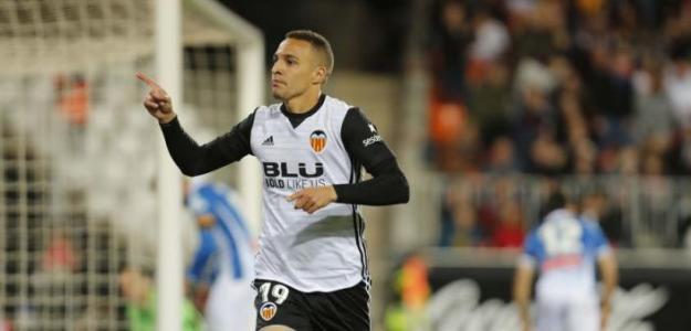 La venta de Rodrigo no es viable para el Valencia / Laliga.es