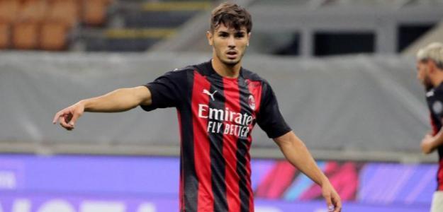 La vuelta de Brahim al Milán es cuestión de horas / Cadenaser.com