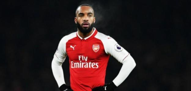 Lacazette pierde fuelle en el Arsenal