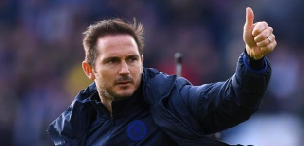 Lampard sigue armando un gran equipo.