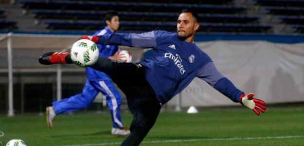 Las condiciones de Keylor Navas para aceptar su salida del Madrid / Twitter