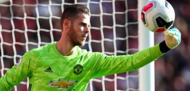 Las dudas del Manchester United con De Gea / Cadenaser.com