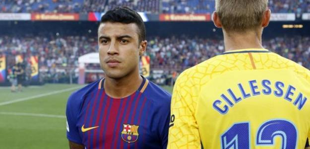 Las diferencias entre Barcelona y Valencia por Rafinha.