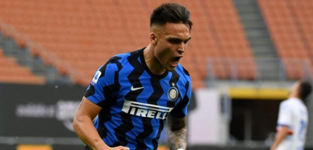 El Inter de Milán pone en el mercado a Lautaro Martínez