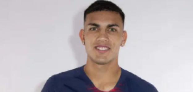 """El dineral que recibirá Boca Juniors por Paredes """"Foto: Football Hunting"""""""