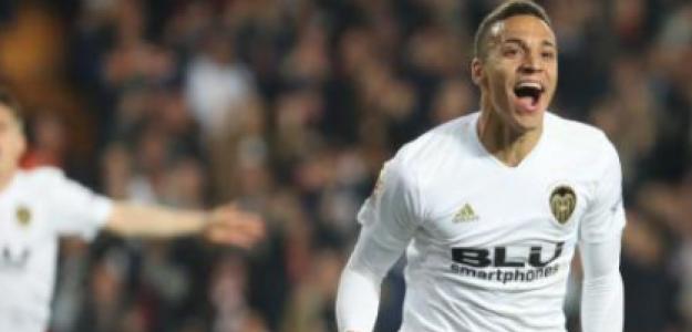"""Rodrigo Moreno, una segunda bala para el ataque del Leeds de Bielsa """"Foto: Deporte Valenciano"""""""