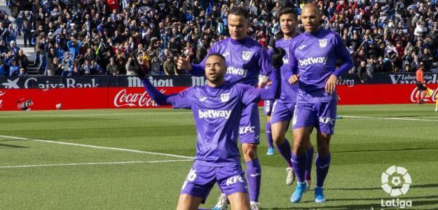El Leganés podrá fichar y estos son los nombres que maneja para su delantera | LaLiga