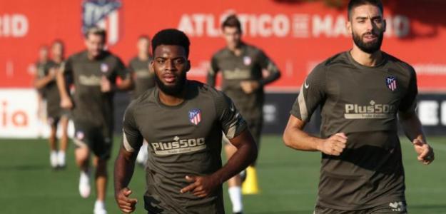 El futuro de Lemar en Atlético, un misterio sin resolver